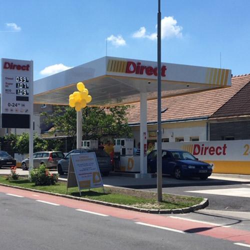 Direct Tankstelle Neufeld an der Leitha