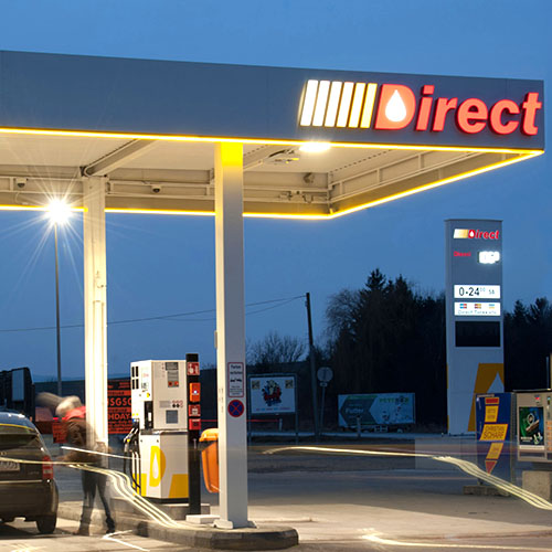 Direct Tankstelle Markersdorf bei Neulengbach