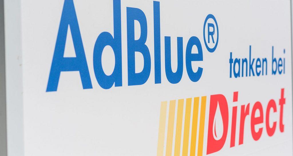 AdBlue bei Direct tanken