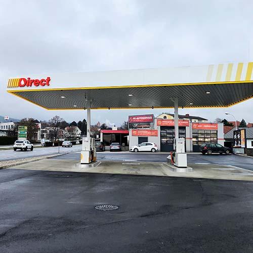 Direct Tankstelle Eisenstadt